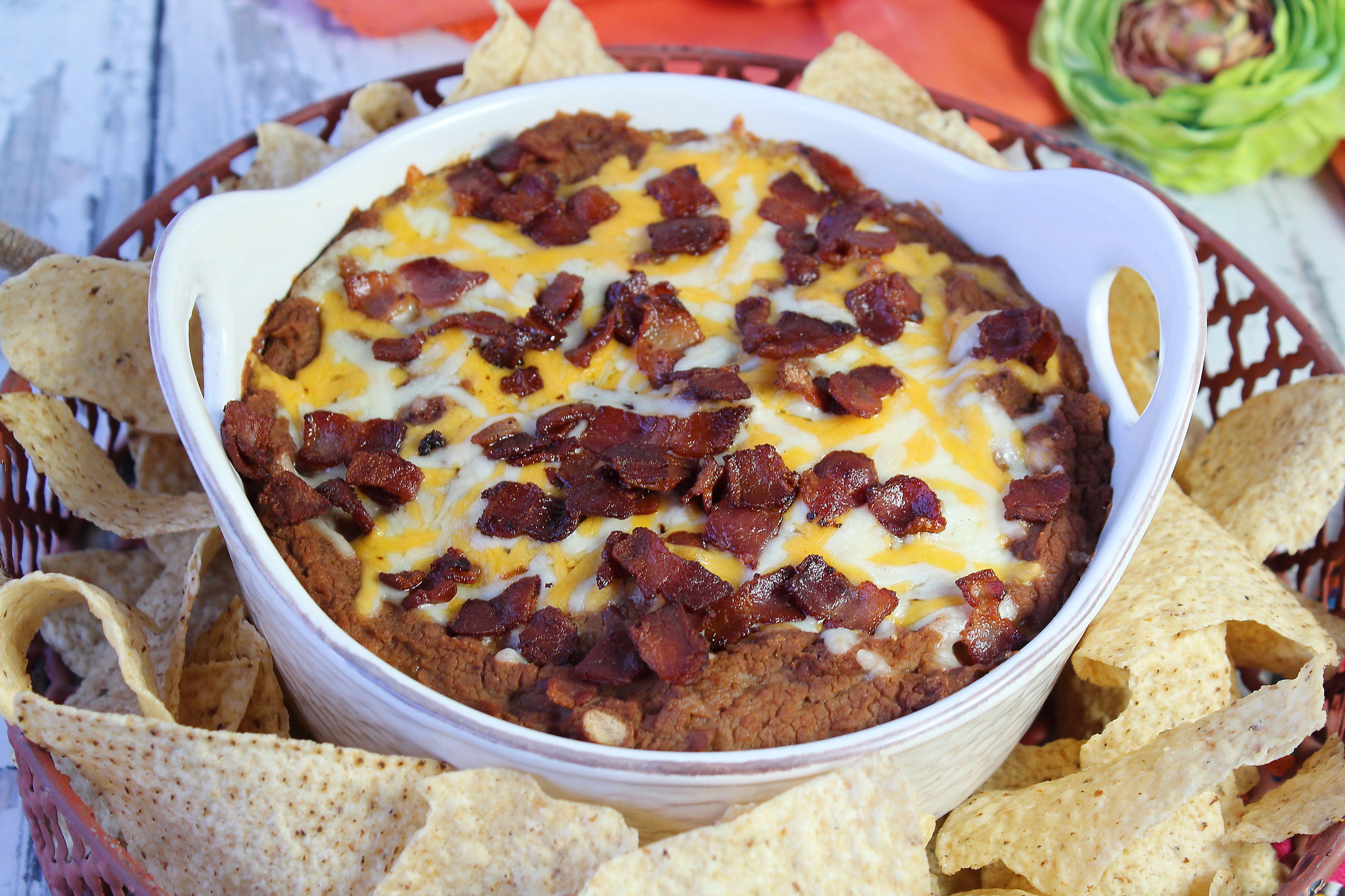 Bacon Bean Dip