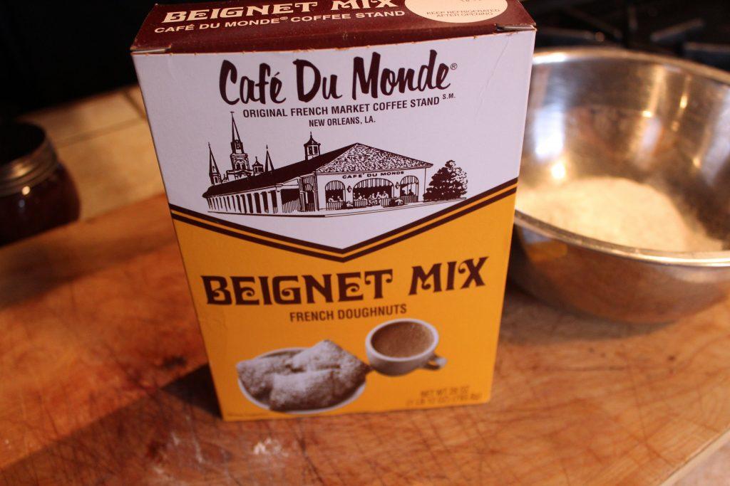 Cafe du Monde mix