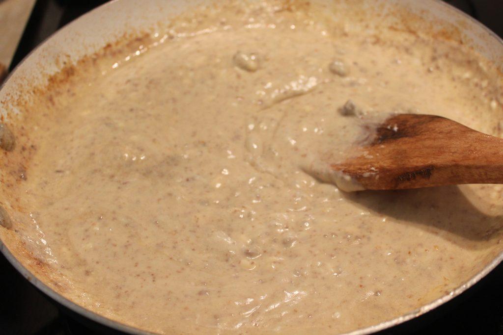 creamy low carb sauce