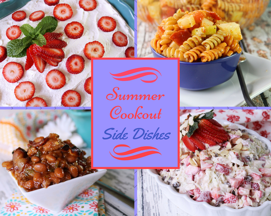 Summer Cookeout Sides Dishes
