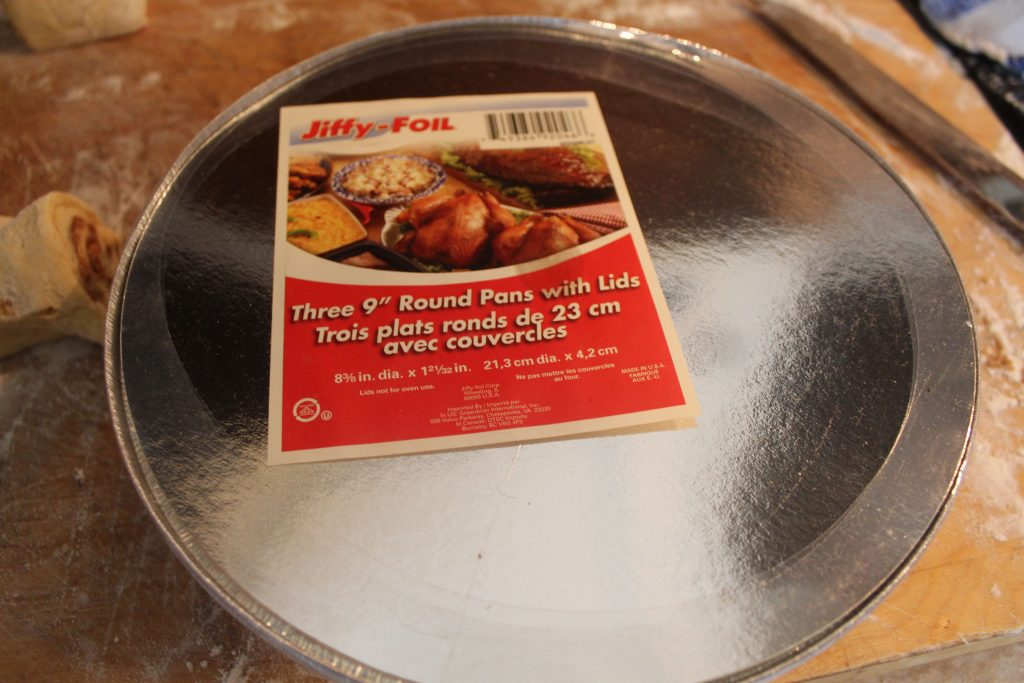 aluminum pans with lids