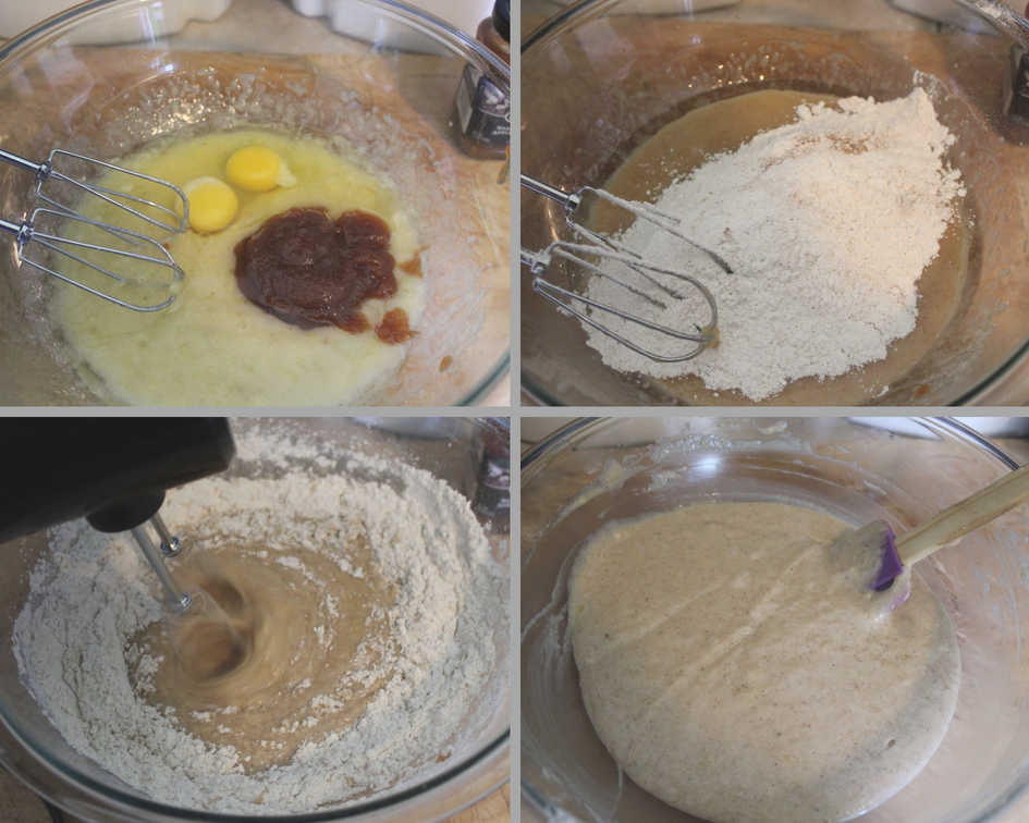 steps of recipe