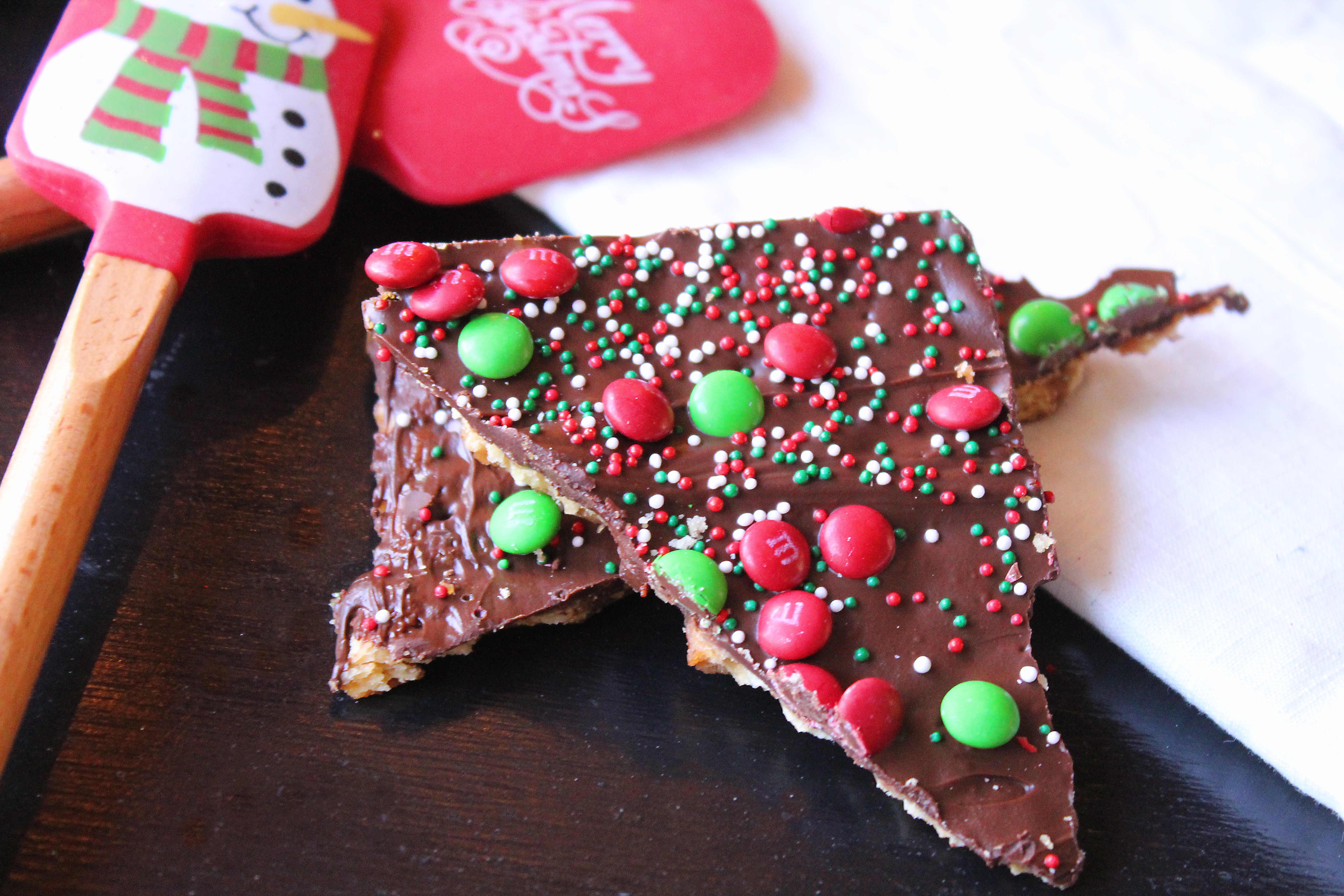Christmas Cracker Candy