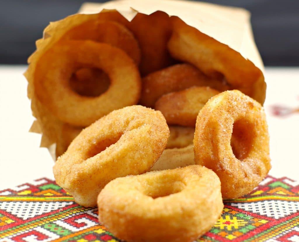 Pampushky -Fair Foods